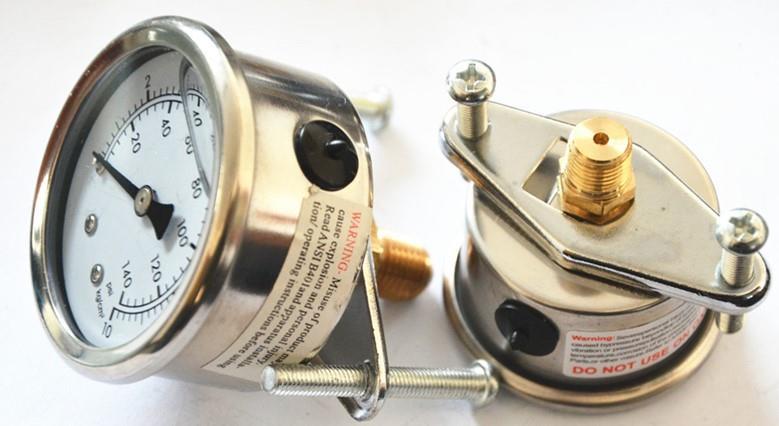 Диагностика вакуумметром